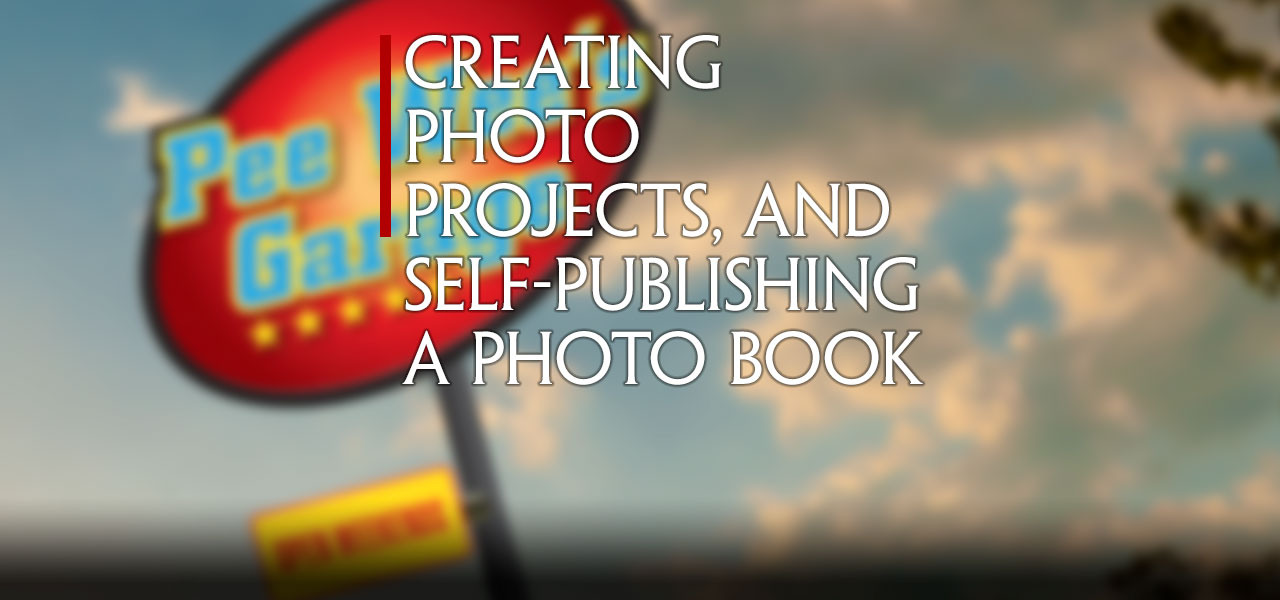 Photo-graphical banner image of a news article about self-publishing.